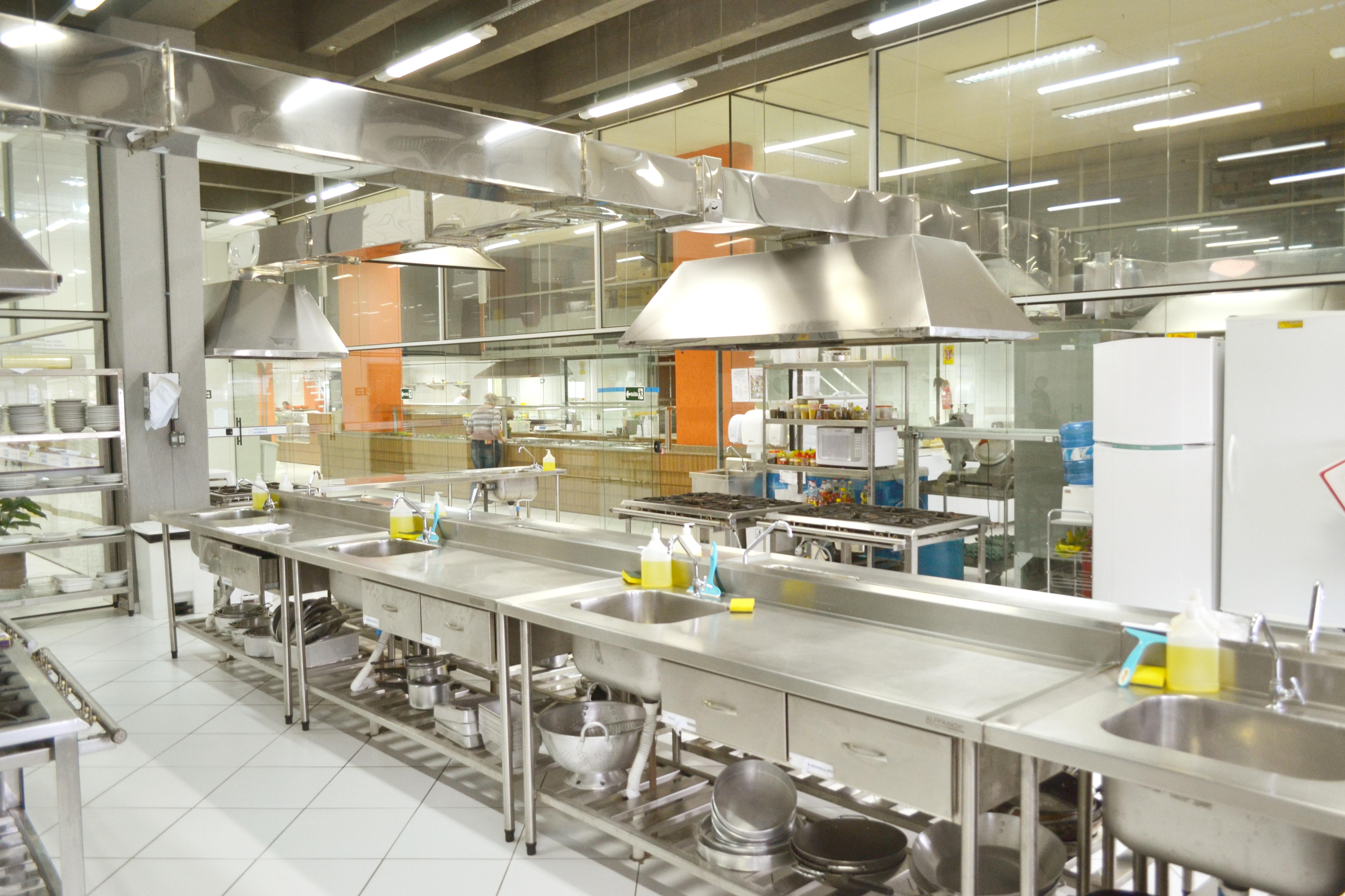 Cozinha Escola