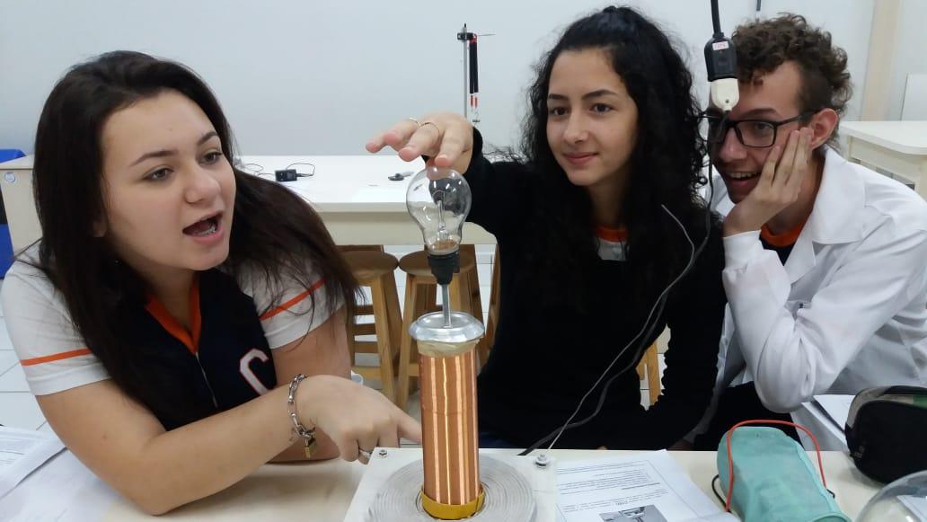 Mecânica, eletrostática e termologia