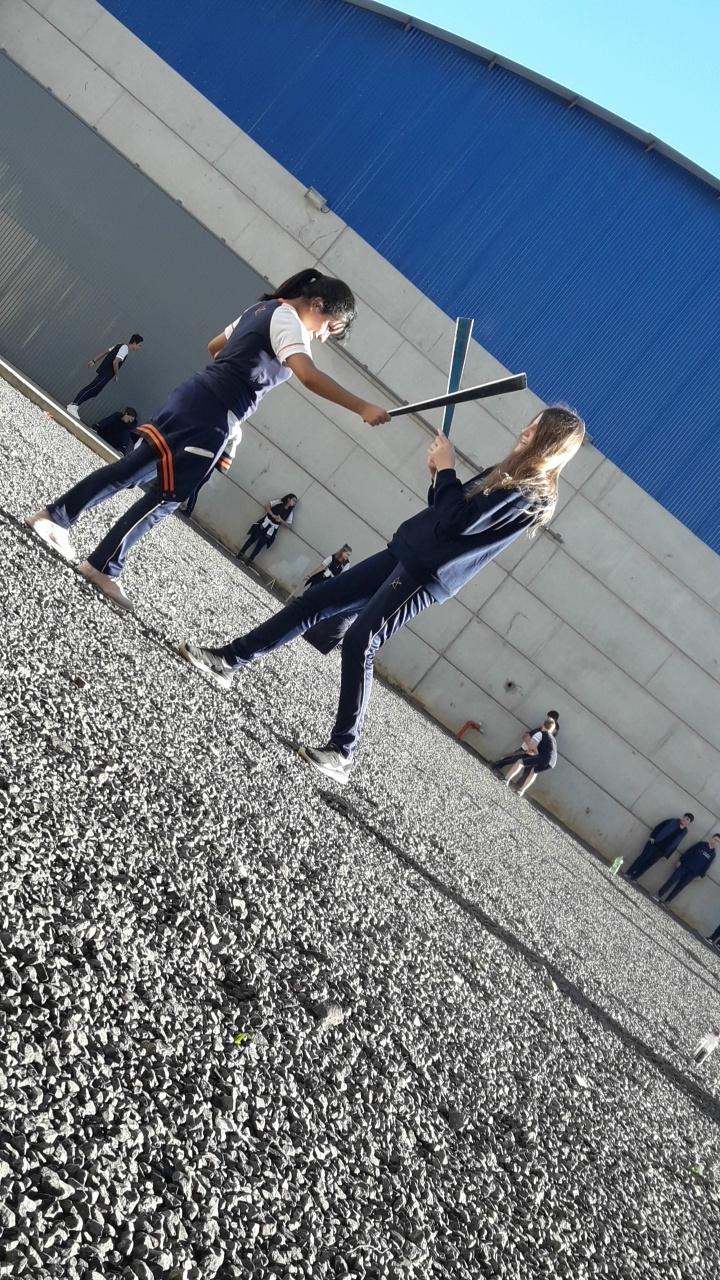 Disciplina de Educação Física traz muitos aprendizados no 2º bimestre