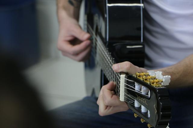 MusicArte: oficinas levam música, cultura e entretenimento aos alunos