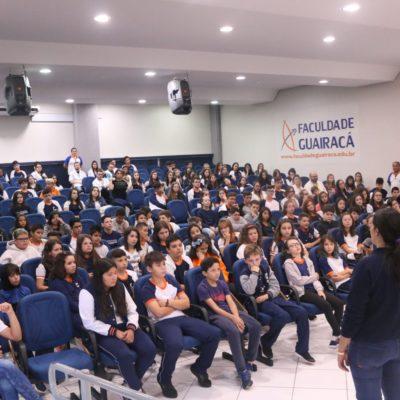 Colégio Guairacá dá inicio ao ano letivo