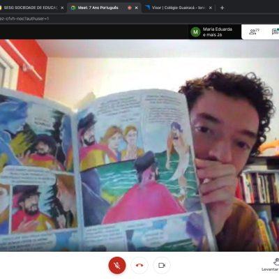 Feira Literária do Colégio Guairacá traz discussões importantes sobre a literatura