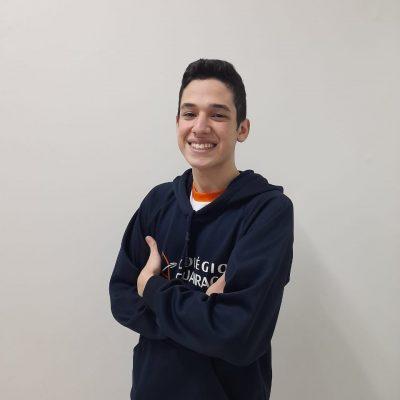 Aluno do Colégio Guairacá foi aprovado em 4° lugar no vestibular