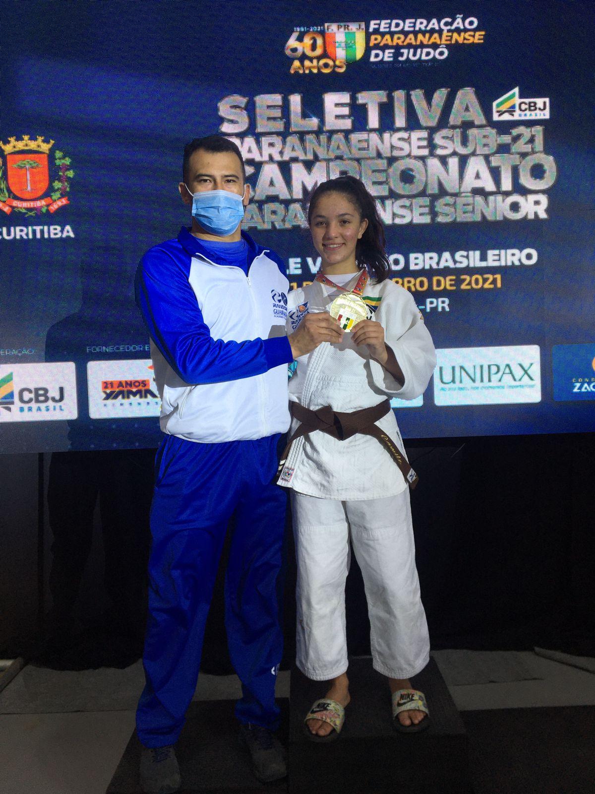 Judoca do Colégio Guairacá se classifica para Campeonato Brasileiro