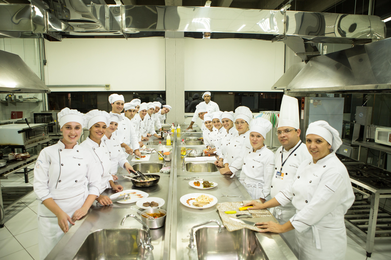 Cozinha Escola de Gastronomia2