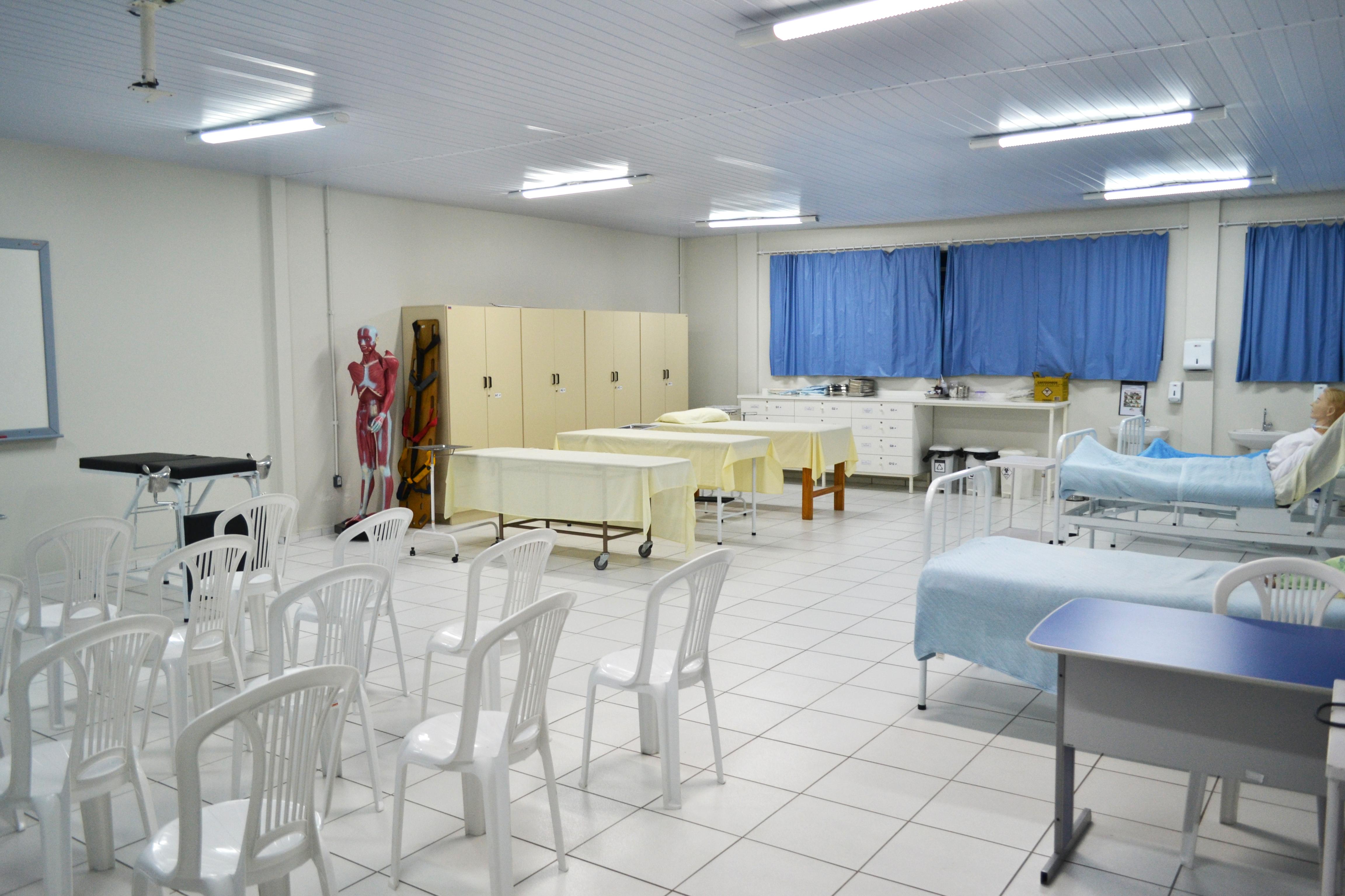Laboratório de Fundamentos da Enfermagem