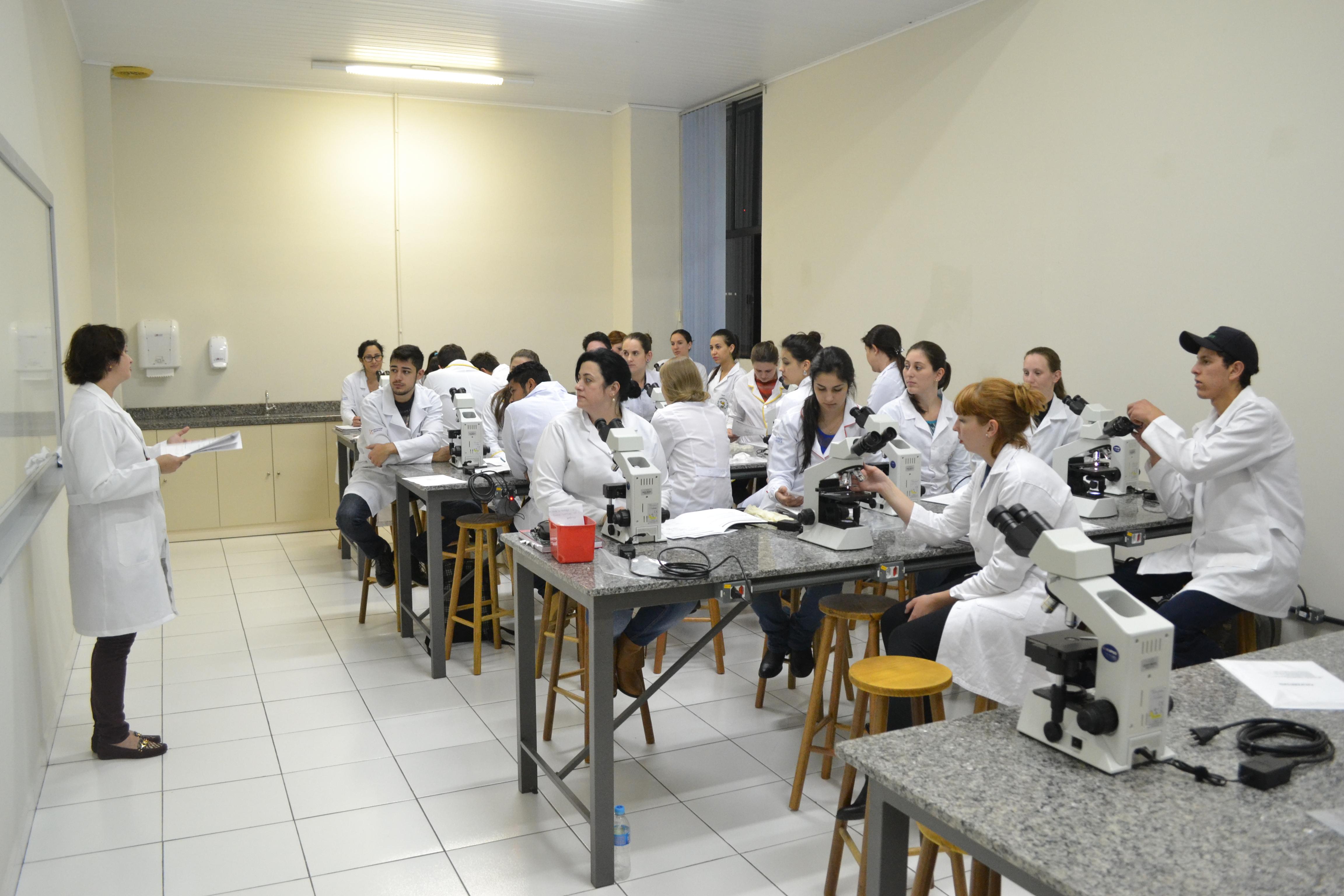 Laboratório de Hematologia e Citologia