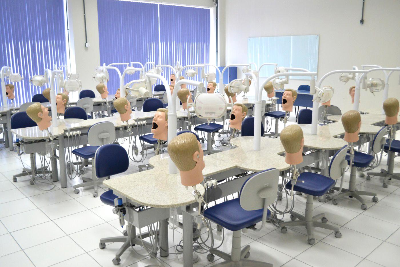 Laboratório de Odontologia
