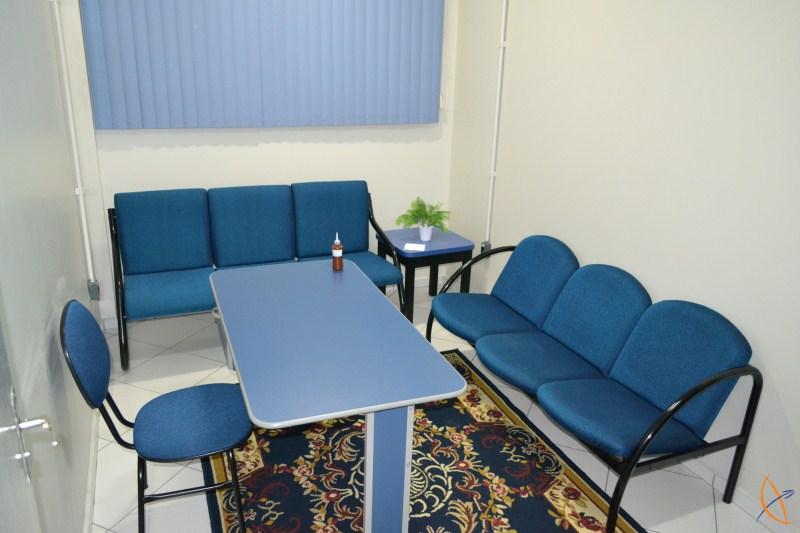 Sala de Supervisão de Estágio