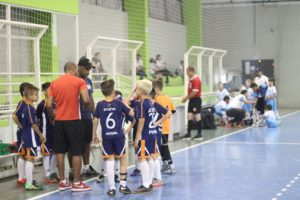 Escola de Futebol/Futsal Guairacá